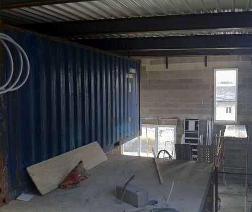 Maison container belgique get free high quality hd for Construire maison en conteneur