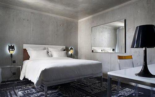 Hôtels Paris : le Mama Shelter par Philippe Starck