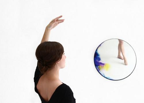 Francis, le miroir par Constance Guisset