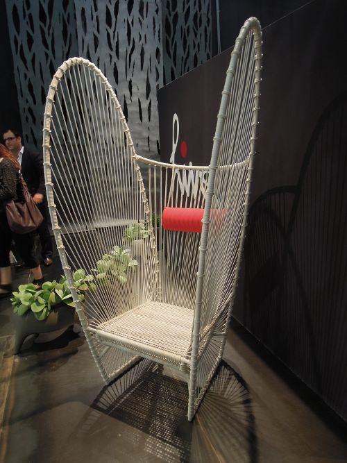 Maison et Objet 2011 : Mobilier exotique par Kenneth Cobonpue