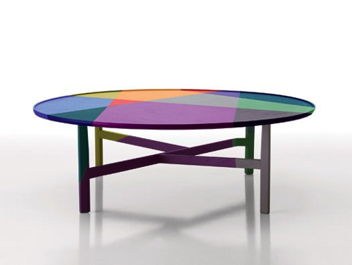 10 tables par Arik Levy pour le London Design Festival