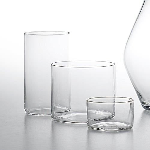 Le plaisir de boire du bon vin, commece par le verre par Zafferano