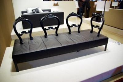 Canapé hybride par Alessandro Dubini