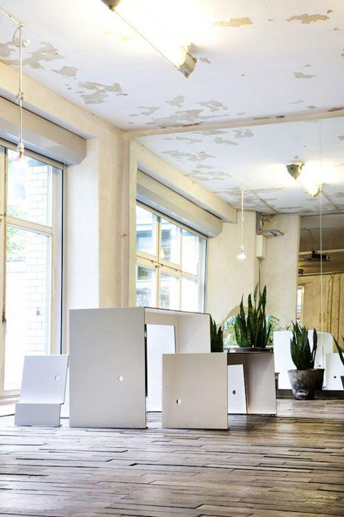 The Compact Café Table par Sigurd Larsen - Blog Esprit Design