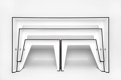 The Compact Café Table par Sigurd Larsen