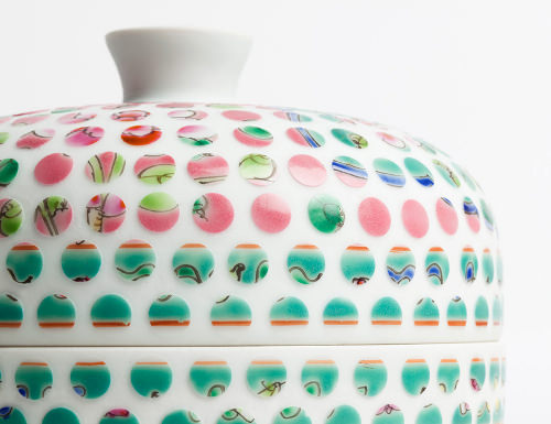 Porcelaine Spotted par Hans Tan Studio