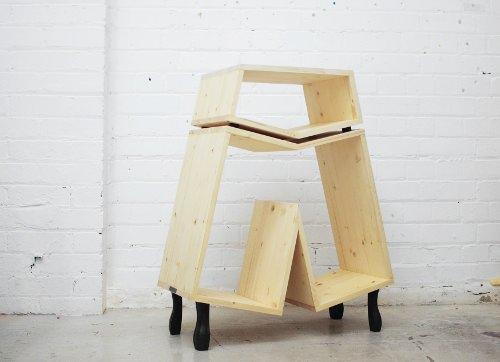 Kenyon Yeh, design et déconstruction