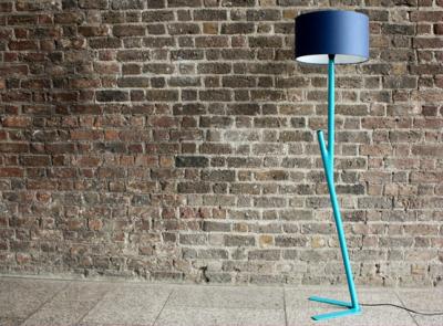 Happy lamp par Vaugh Shannon