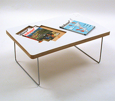 Coffee table par Sara huston