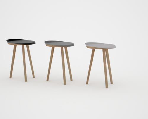 tabouret ou table d 39 appoint par duncan bull blog esprit design. Black Bedroom Furniture Sets. Home Design Ideas