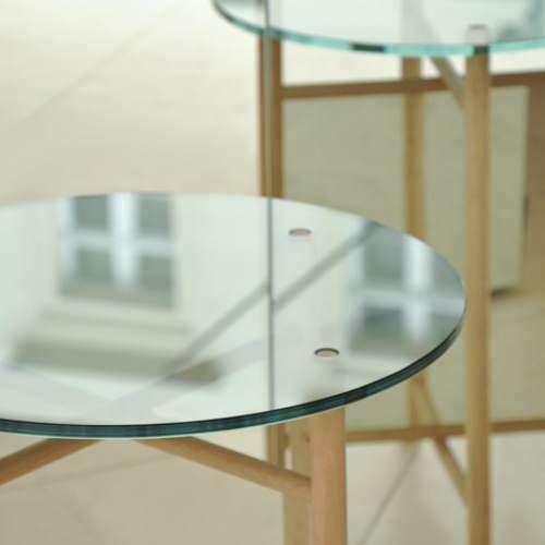 Table basse trompe l'oeil Elias and Son par llot llov