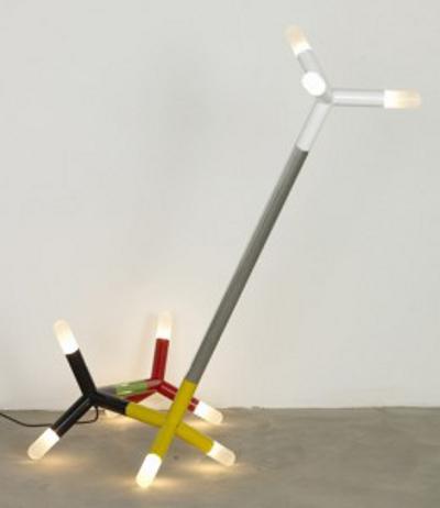 Tetra light par Peter Liversidge et Asif Khan
