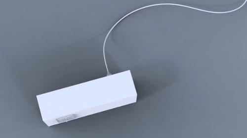 La simplicité, American Standards Lamp par Peter Bristol