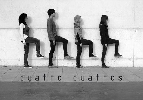 Collectif designers espagnol Cuatro Cuatros