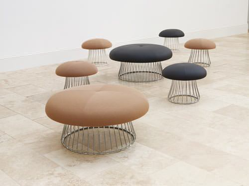 Mushroom invasion, pouf Magic par David Fox