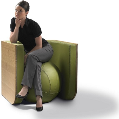 Switch Table-Chair par Ellen Ectors