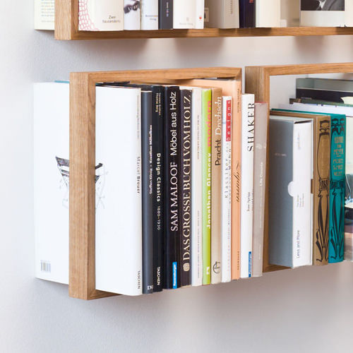 Populaire Bibliothèque dissimulée par Jens Baumann - Blog Esprit Design KO17