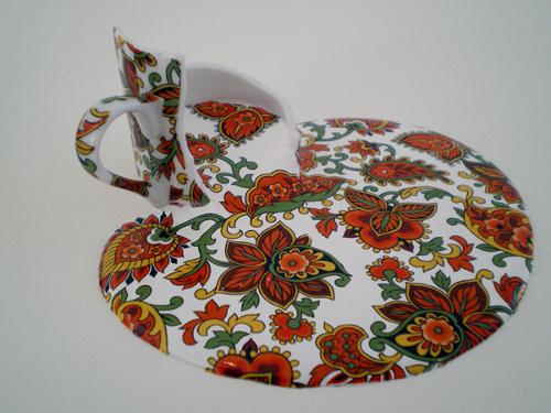 La porcelaine n'est plus has-been par Livia Marin