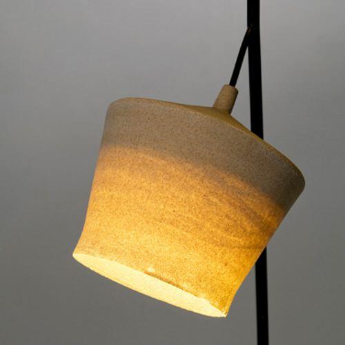 Lampe de sable par Nir Meiri