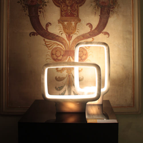 Lampe heavy - Matteo Zorzenoni : le design est tout un art