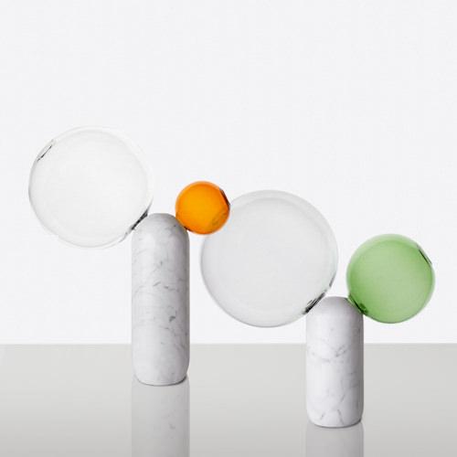 Vase Crystal ball - Matteo Zorzenoni