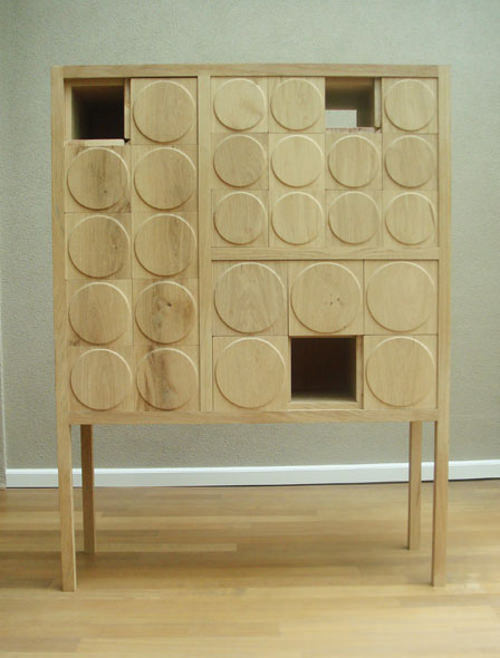 Memory Cabinet par Tom Dissel