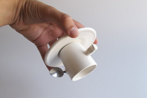 Brothers in Arms, tasse anti-casse par André Gouveia