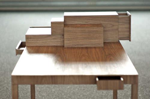 Bureau vivant par Lee Sanghyeok