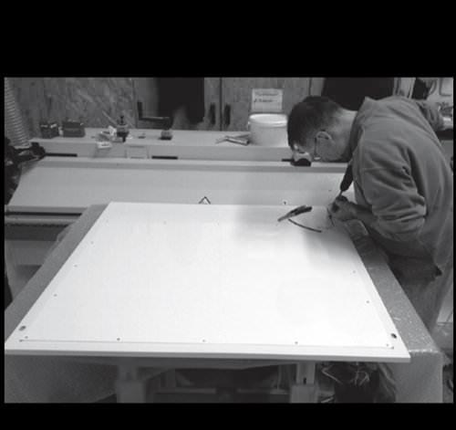 Polaboy le cadre géant pour tirage polaroïd