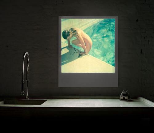 polaboy le cadre g ant pour tirage polaro d blog esprit design. Black Bedroom Furniture Sets. Home Design Ideas