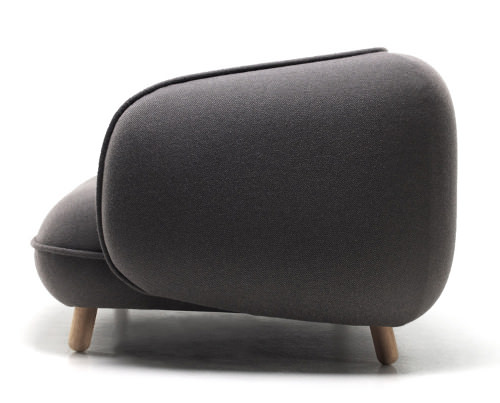 Snoopy canapé généreux par Iskos Berlin