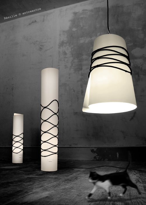 Lampe resille - Interview collectif Entreautre