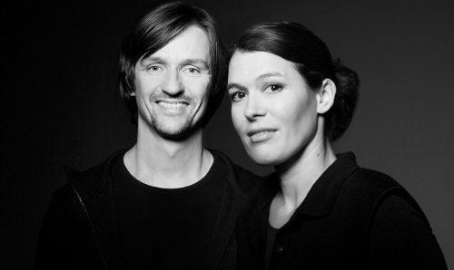 Julia Läfer et Marcus Keichel