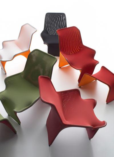 Fauteuil Scarlett - Design de Piero Esposito