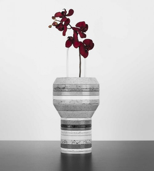 Vase Silestone Slab par Form Us With Love et Cosentino