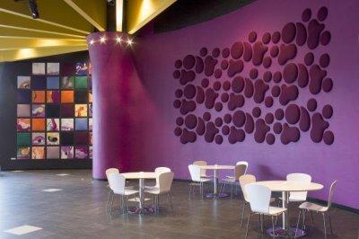 Panneaux insonorisant par Wobedo Design