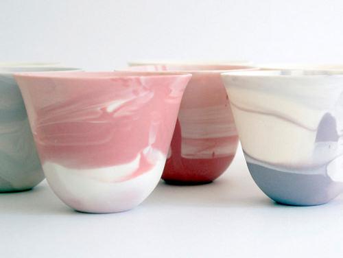 Douceur et céramique par Jo Nakamura