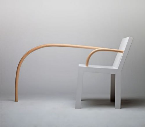 Chaise Hypertrophy - studio NOCC