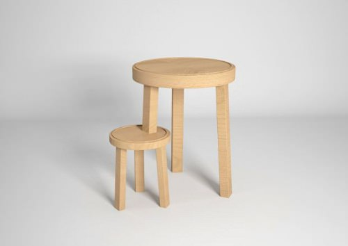 Tables Siamese - studio NOCC