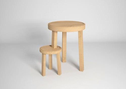 Tables Siamese - studio NOCC