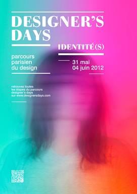 Designer's Days 2012 parcours parisien du design