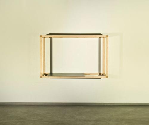 Etégère living structure par David Hanauer