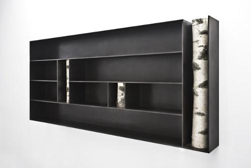 Etagère Trees par Andrea Branzi
