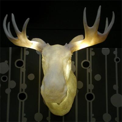 Un trophée de chasse design par Northern Lighting