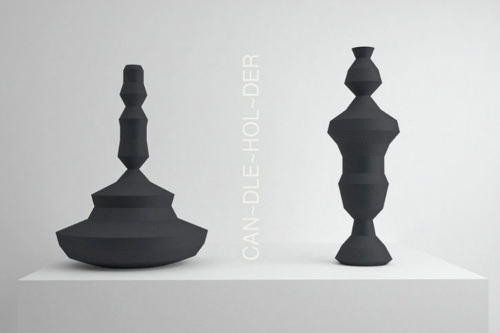 Design et expérimentation par le studio NOCC - Objects of sound