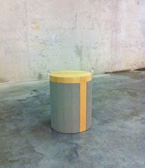 Tabouret Antimatter - studio NOCC