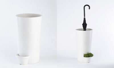 UMBRELLA POT : UN DESIGN ÉCOLO