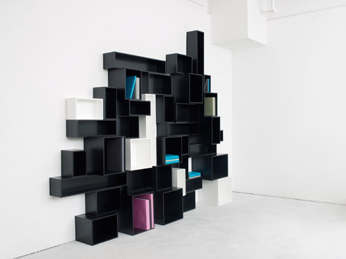 Cubit système de stockage anarchique