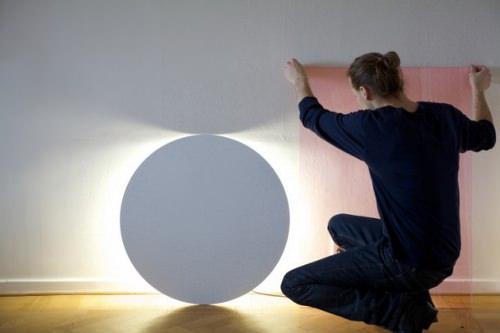 Lampe Colour par Daniel Rybakken