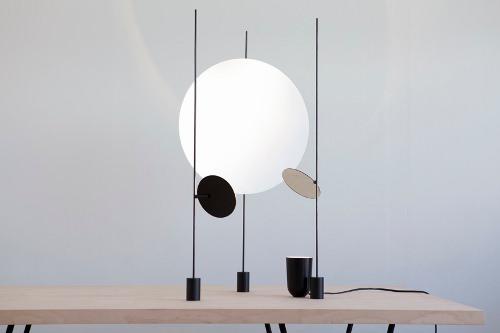 Ricochet jeu de lumière par Daniel Rybakken